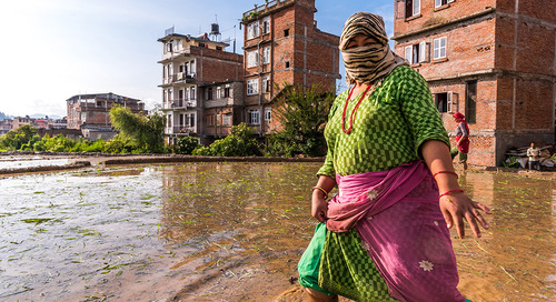 What it's like to live like a local in Nepal