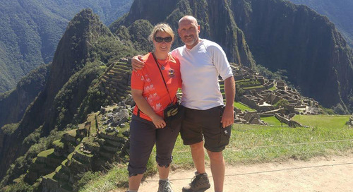 Must love travel: Three couples on how wandering the world brought them together