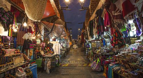 Mexico: No resorts needed