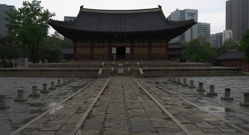 A brief history of sport in South Korea