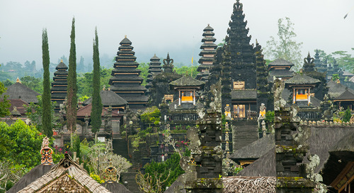 5 temples to visit in Bali