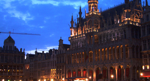 A love letter to Grand Place, Brussels