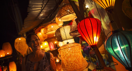 How Vietnam's dark, difficult history meets its safe, sensational present