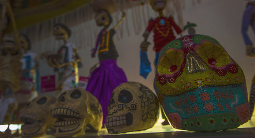 Mexico's Day of the Dead: By the numbers