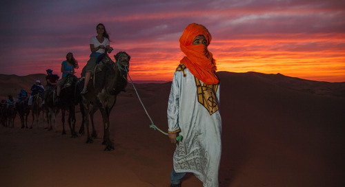 Morocco A-Z: An alphabetical guide to the African country