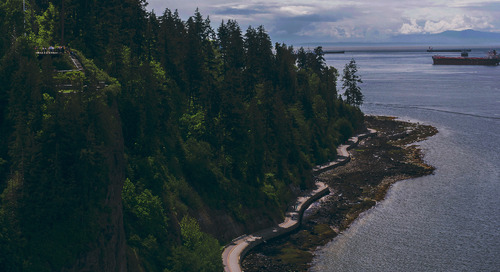 The 5 lures of British Columbia's Salish Sea