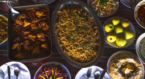 Six tricks to eating around the world