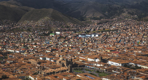 Seeking Inca culture right in downtown Cusco