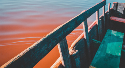 Why is Senegal's Lake Retba pink?