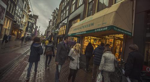 Sugar, sugar everywhere: Take a Dutch snack tour of Amsterdam