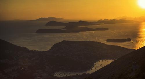 Celebrating St. Blaise in Dubrovnik