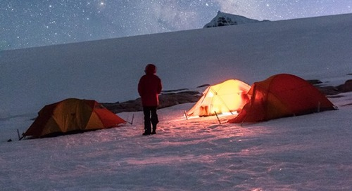 Antarctica camping: What's it like?