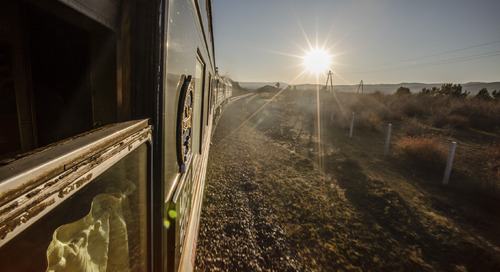 5 cinematic train rides — and how you can (sort of) take them