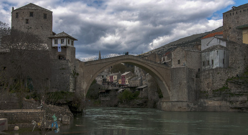 The sweetness (and sadness) of travelling in the Balkans