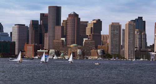 If history is your cup of tea, Boston is where it's at