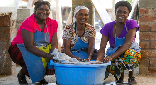Empowering women through travel in Zambia, Zimbabwe, and Uganda