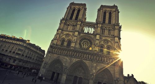 Why we mourn Notre Dame
