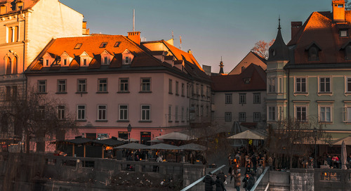 What to see and do in Ljubljana's Old Town
