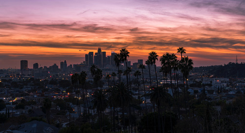 Why Los Angeles is the 20th century, manifest