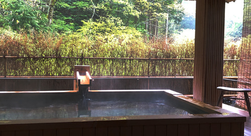 How to onsen