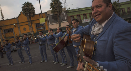 The enduring magic of Mexico's mariachi