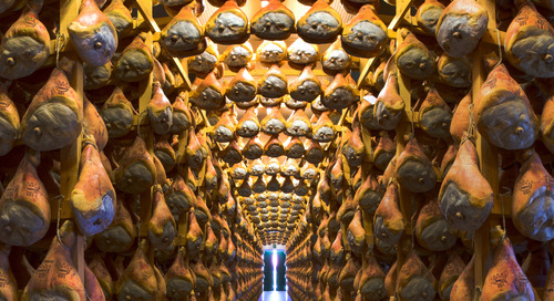 What makes prosciutto from Italy's Parma region so good?