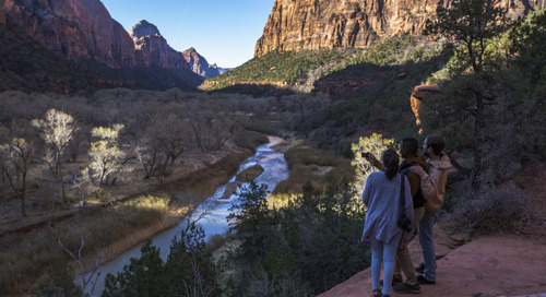 How to hike the Narrows in Zion National Park