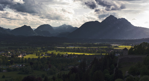 Salzburg without The Sound of Music