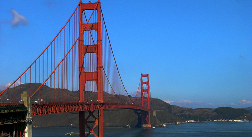 5 of the world's coolest bridges: By the numbers