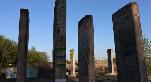 30 years since the fall of the Berlin Wall: Tips on visiting respectfully