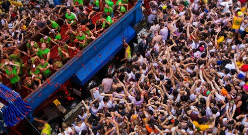 La Tomatina: The ultimate messy protest?