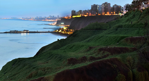 Explore Barranco, the artsiest neighbourhood in Lima
