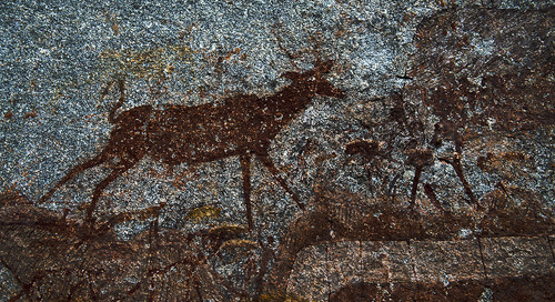 Where to see some of the world's most remarkable rock art in Zimbabwe