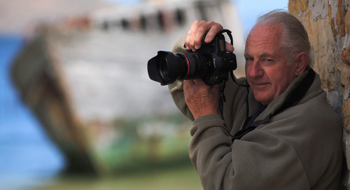 Meet the caretakers of the Falkland Islands