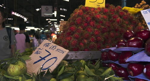 Five must-shop markets in Bangkok