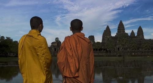Exploring Cambodia's complicated history