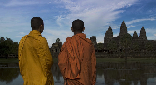Exploring Cambodia's complicated history
