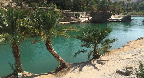 5 things to see in Oman