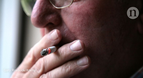 The serious disease that awaits some ex-smokers