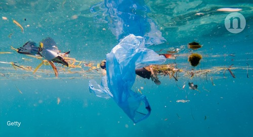 How plastic wends its way to ocean garbage patches