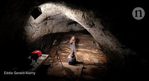 Lost Denisovan bone reveals surprisingly human-like finger