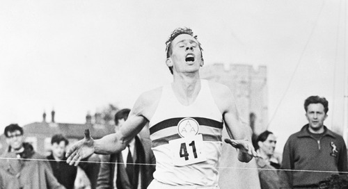 The Ordinary Greatness of Roger Bannister