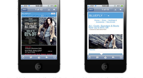 Tips on Optimizing for Mobile – Responsive Design & Subject Lines