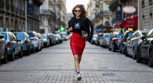 OOTD Kece dengan Delapan Inspirasi Street Style Berikut!