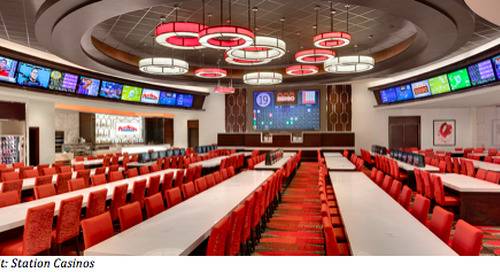 Palace Station Casino Bets Big On New Bingo Room Featuring Massive NanoLumens® LED Displays!