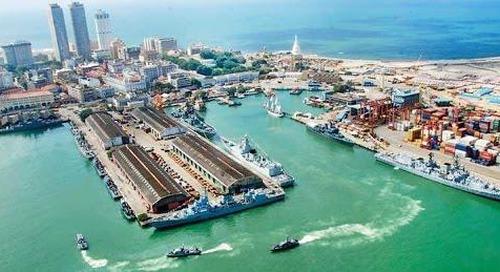 Fast tracking Sri Lanka's bid to be a major maritime hub - MENAFN.COM