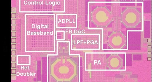 Design cuts Bluetooth transceiver power in half