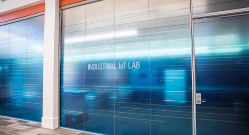 NI Debuts Industrial Internet of Things (IoT) Lab, Sponsored by SparkCognition, to Promote Innovation and Collaboration