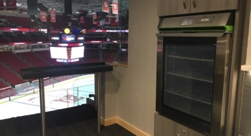 Phononic Disrupts Conventional Refrigeration at the PNC Arena With Solid State Technology