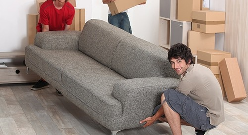 Comment on How to move heavy furniture by myself? by Linda